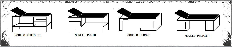 MODELOS DE MESAS DE EXPLORACION