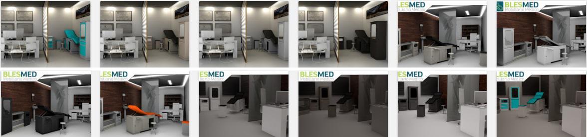 muebles medicos y mobiliario medico blesmed