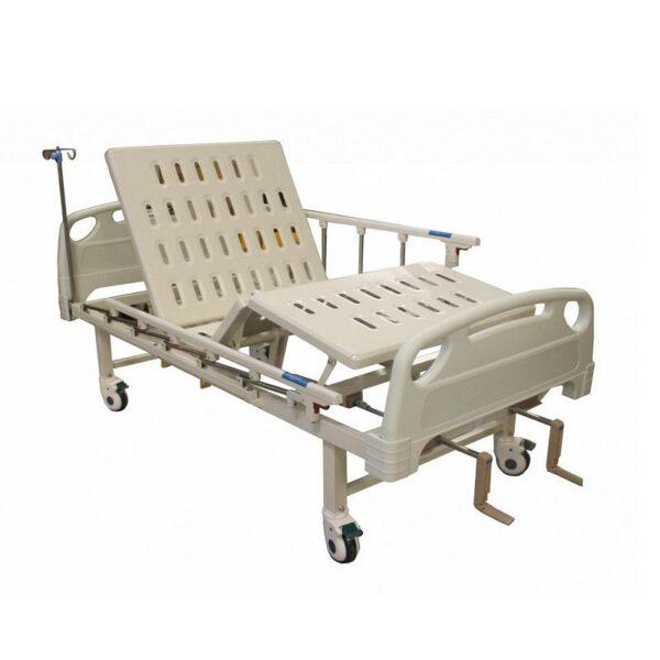 Cama Mecanica Hospitalaria 2 Manivelas