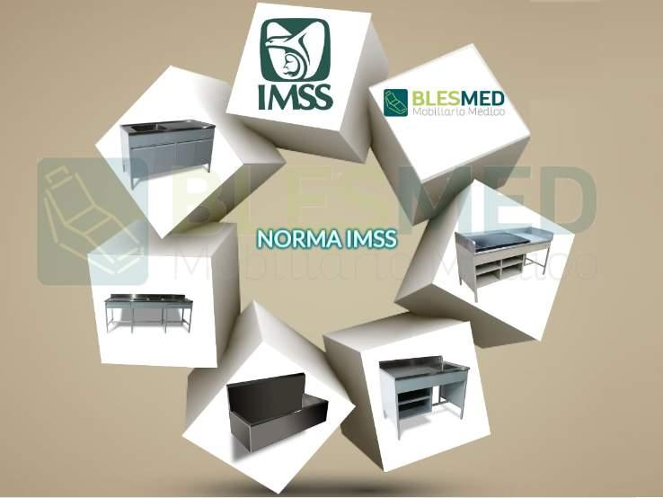MOBILIARIO MEDICO BANER IMSS