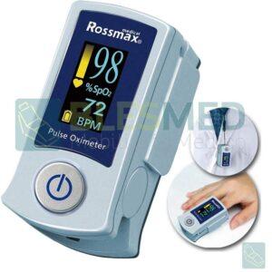 Oximetro Rossmax Fingertip Duo