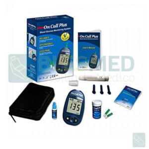 Glucómetro One Call Plus Kit